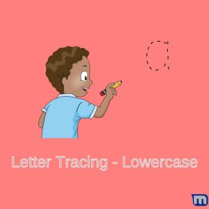 Tracing Letters Lowercase
