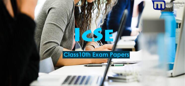 ICSE Class 10th Chemistry