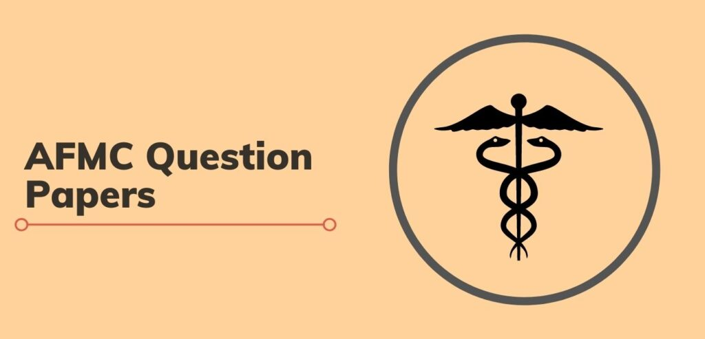 afmc mbbs question papers