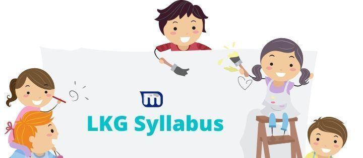 LKG Syllabus