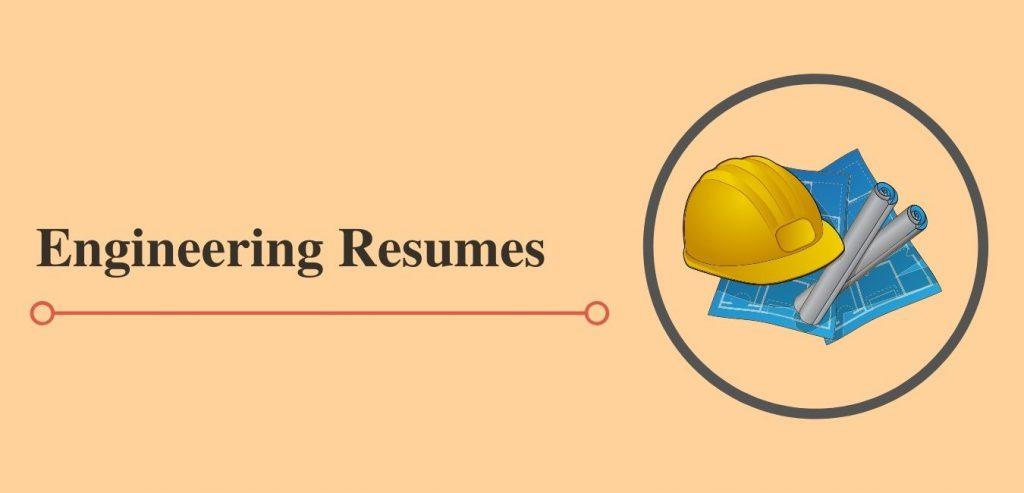 Freshers Engineering resume samples