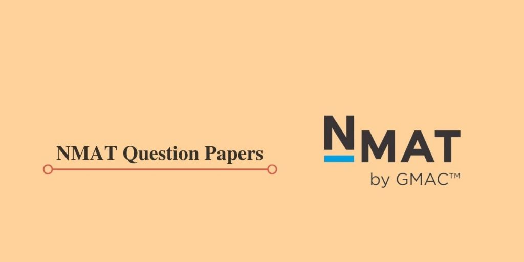 NMAT Question Papers